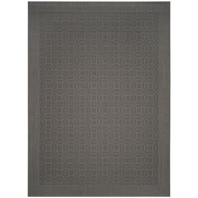 Nicoll Ash Area Rug Rug Size: Rectangle 8' x 11'