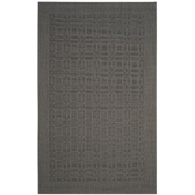 Nicoll Ash Area Rug Rug Size: Rectangle 4' x 6'