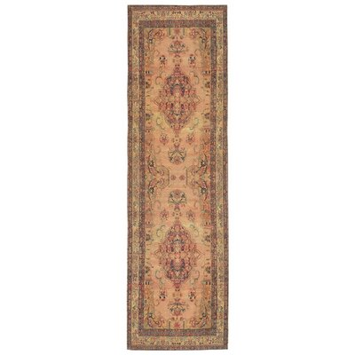 Astoria Kermin Blush Area Rug Rug Size: Runner 22 x 76