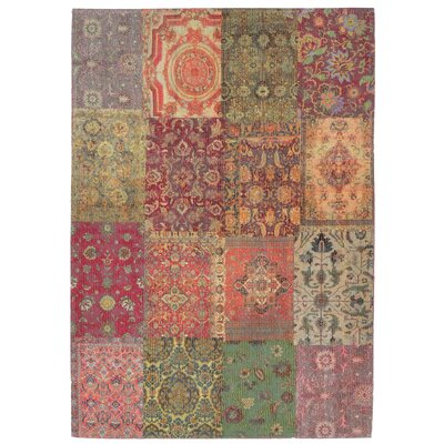 Astoria Old Persian Area Rug Rug Size: 33 x 48