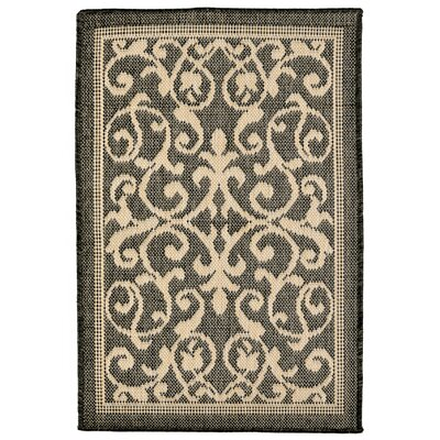 Brasstown Brown Indoor/Outdoor Area Rug Rug Size: Rectangle 111 x 211