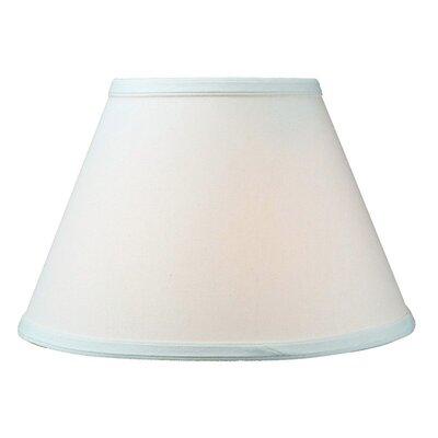 Modern Classics 12 Linen Empire Lamp Shade Color: Light Oatmeal