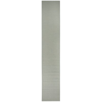 Poole Green/Beige Indoor/Outdoor Area Rug Rug Size: Runner 24 x 12