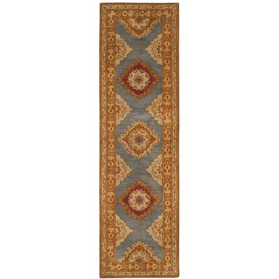 Cranmore Hand-Tufted  Area Rug Rug Size: Runner 23 x 10