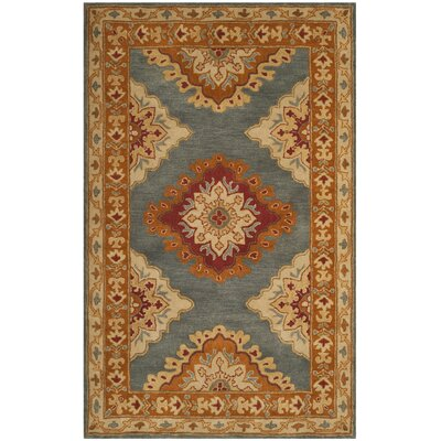 Cranmore Hand-Tufted  Area Rug Rug Size: Rectangle 6 x 9