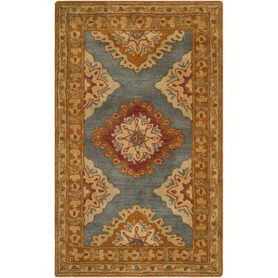 Cranmore Hand-Tufted  Area Rug Rug Size: Rectangle 4 x 6