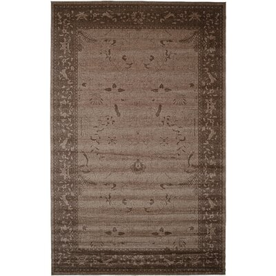 Shailene Brown Area Rug Rug Size: Rectangle 10 x 16