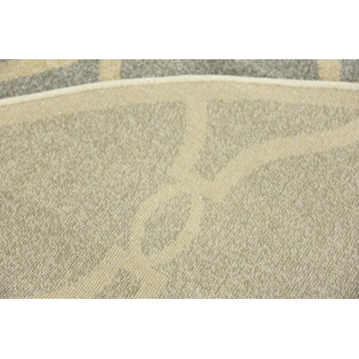 Molly Light Gray Area Rug Rug Size: Rectangle 7 x 10