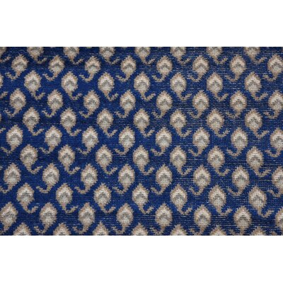 Gillam Blue Area Rug Rug Size: Rectangle 7 x 10