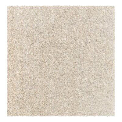 Parrish Cream Area Rug Rug Size: Square 6'7