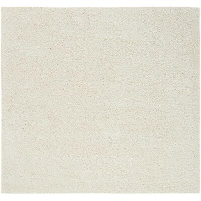 Parrish Ivory Area Rug Rug Size: Square 67