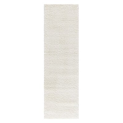 Parrish Ivory Area Rug Rug Size: Runner 22 x 76