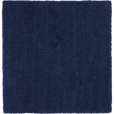 Parrish Navy Area Rug Rug Size: Square 67