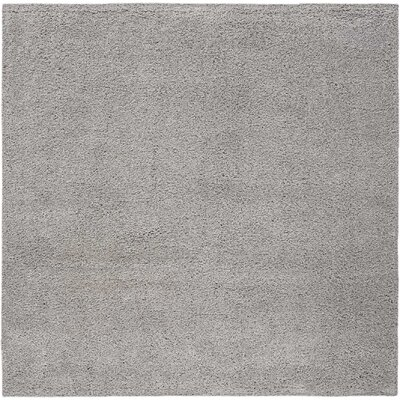 Parrish Gray Area Rug Rug Size: Square 67