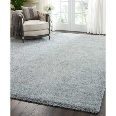 Parrish Silver Area Rug Rug Size: Rectangle 9 x 12