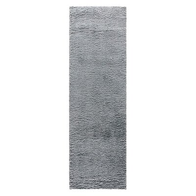 Parrish Silver Area Rug Rug Size: Runner 22 x 76