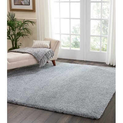 Parrish Silver Area Rug Rug Size: Square 710
