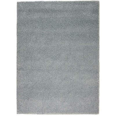 Parrish Silver Area Rug Rug Size: Rectangle 53 x 73