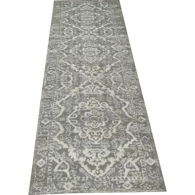 Norwood Green Area Rug Rug Size: Runner 22 x 77