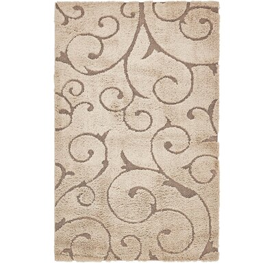 Triggs Brown Area Rug Rug Size: Rectangle 8 x 10
