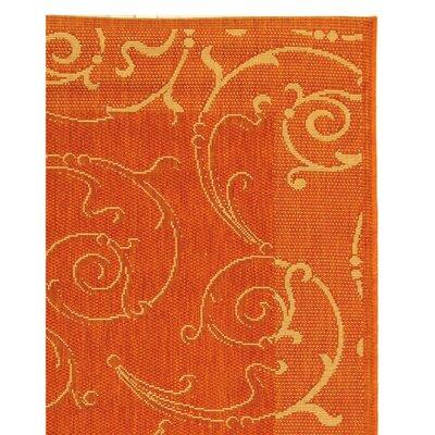 Alberty Indoor / Outdoor Rug Rug Size: Rectangle 4 x 57