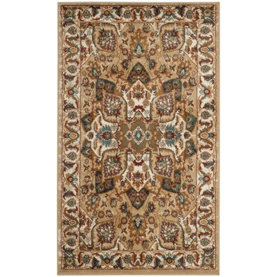 Lowe Area Rug Rug Size: Rectangle 3 x 5