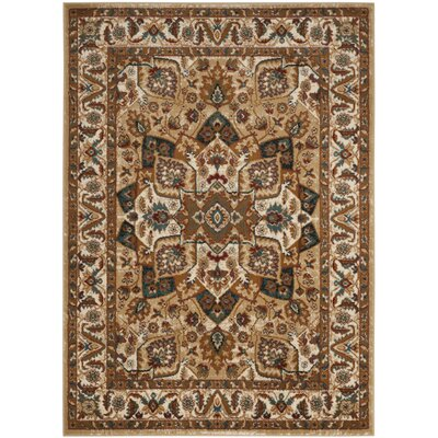 Lowe Area Rug Rug Size: Rectangle 51 x 76