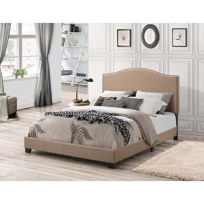 Doty All-In-One Panel Bed Size: Queen