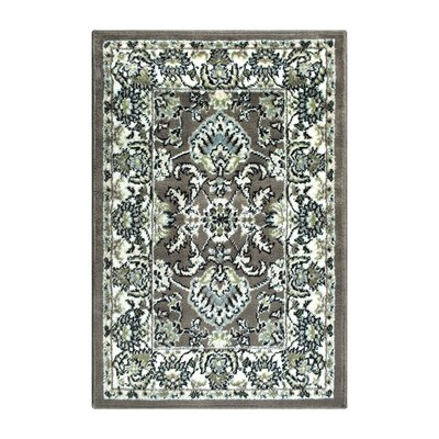 Castine Brown Area Rug Rug Size: Rectangle 2 x 3