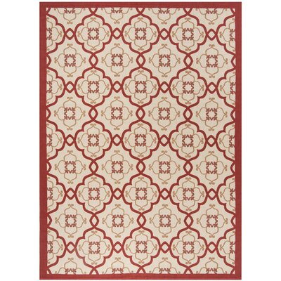 Sorensen BougaIn Villea Area Rug Rug Size: Rectangle 8 x 112
