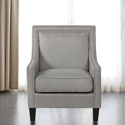 Trefethen Armchair Upholstery: Gray