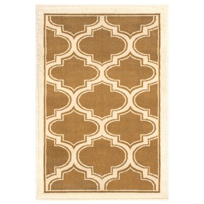 Stroudsburg Apricot Area Rug Rug Size: Rectangle 2 x 3