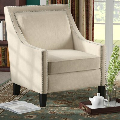Trefethen Armchair Upholstery: Beige