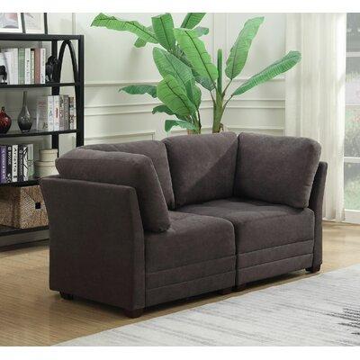 Hutcheson Modular Love Seat