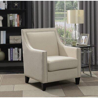 Ketterman Track Armchair Upholstery: Beige