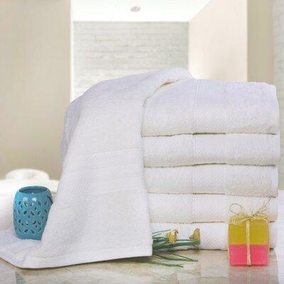 Cressex Absorb Cotton Bath Sheet Color: White