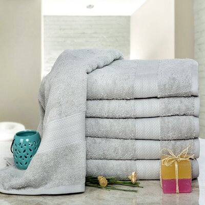 Cressex Absorb Cotton Bath Sheet Color: Jade