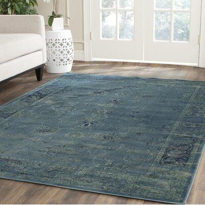 Beldale Blue Area Rug Rug Size: 4 x 57