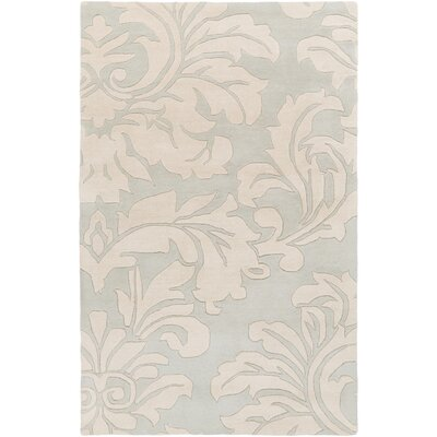 Millwood Light Gray/Slate Area Rug Rug Size: Rectangle 10 x 14