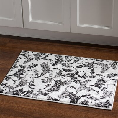 Bloomingdale Grey Area Rug Rug Size: Rectangle 2 x 3