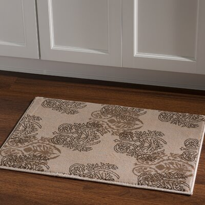 Bloomington Ivory Area Rug Rug Size: Rectangle 111 x 21
