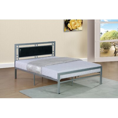 Upholstered Platform Bed Size: Twin