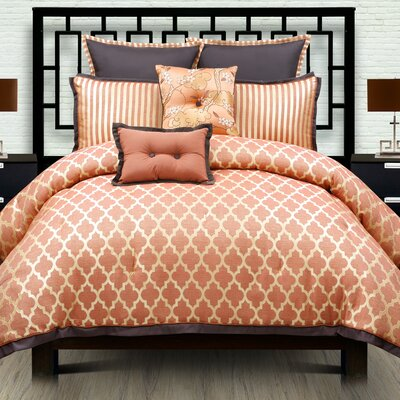 Park Slope Comforter Set Size: Queen