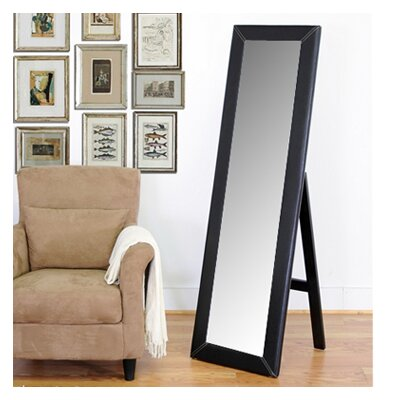 Brentwood Modern Mirror with Stand