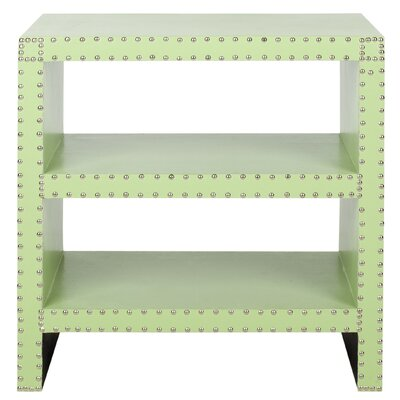 Scott End Table Color: Light Green