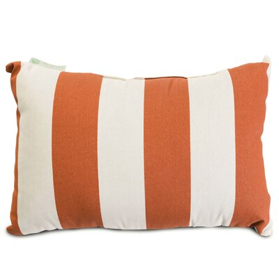 Hoglund Lumbar Pillow Color: Burnt Orange