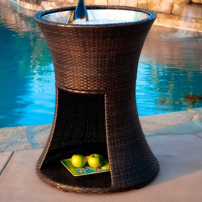 Angie Wicker Beverage Caddy