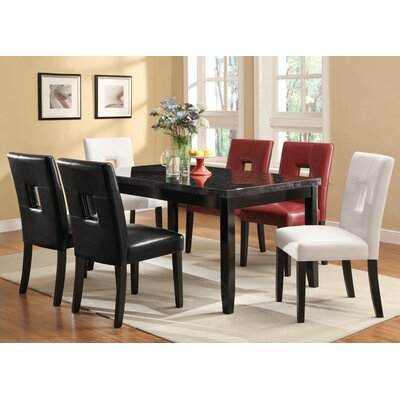 Wickliffe 7 Piece Dining Set