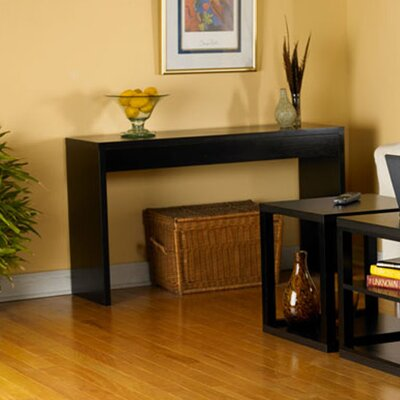 Fells Console Table Finish: Espresso