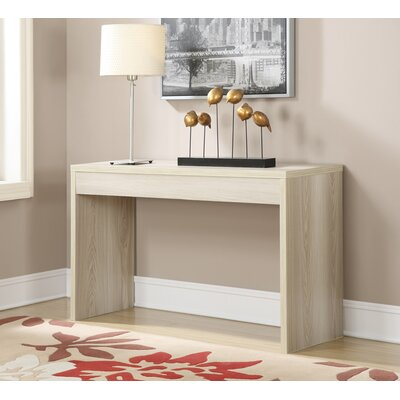Fells Console Table Finish: Weathered White